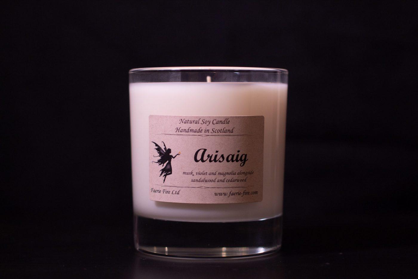 Arisaig Soy Wax Jar Candle 4 scaled