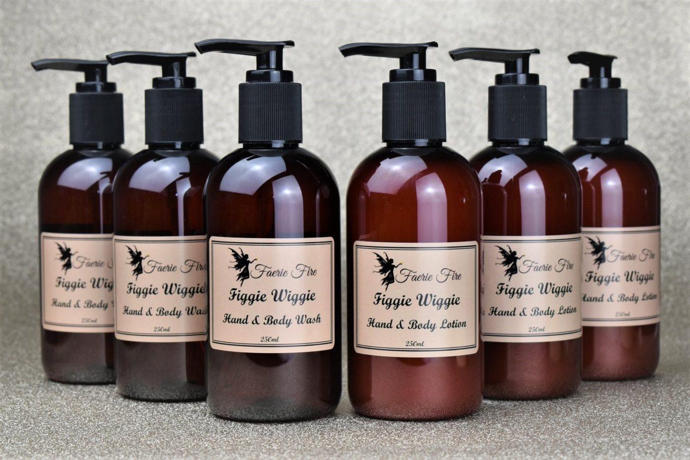 Figgie Wiggie soap lotion 2