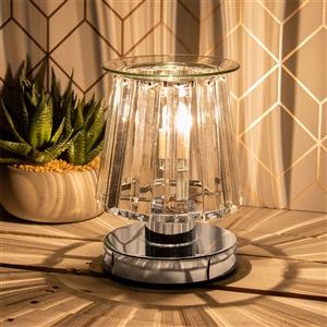 Glass Lampshade Aroma Wax Lamp