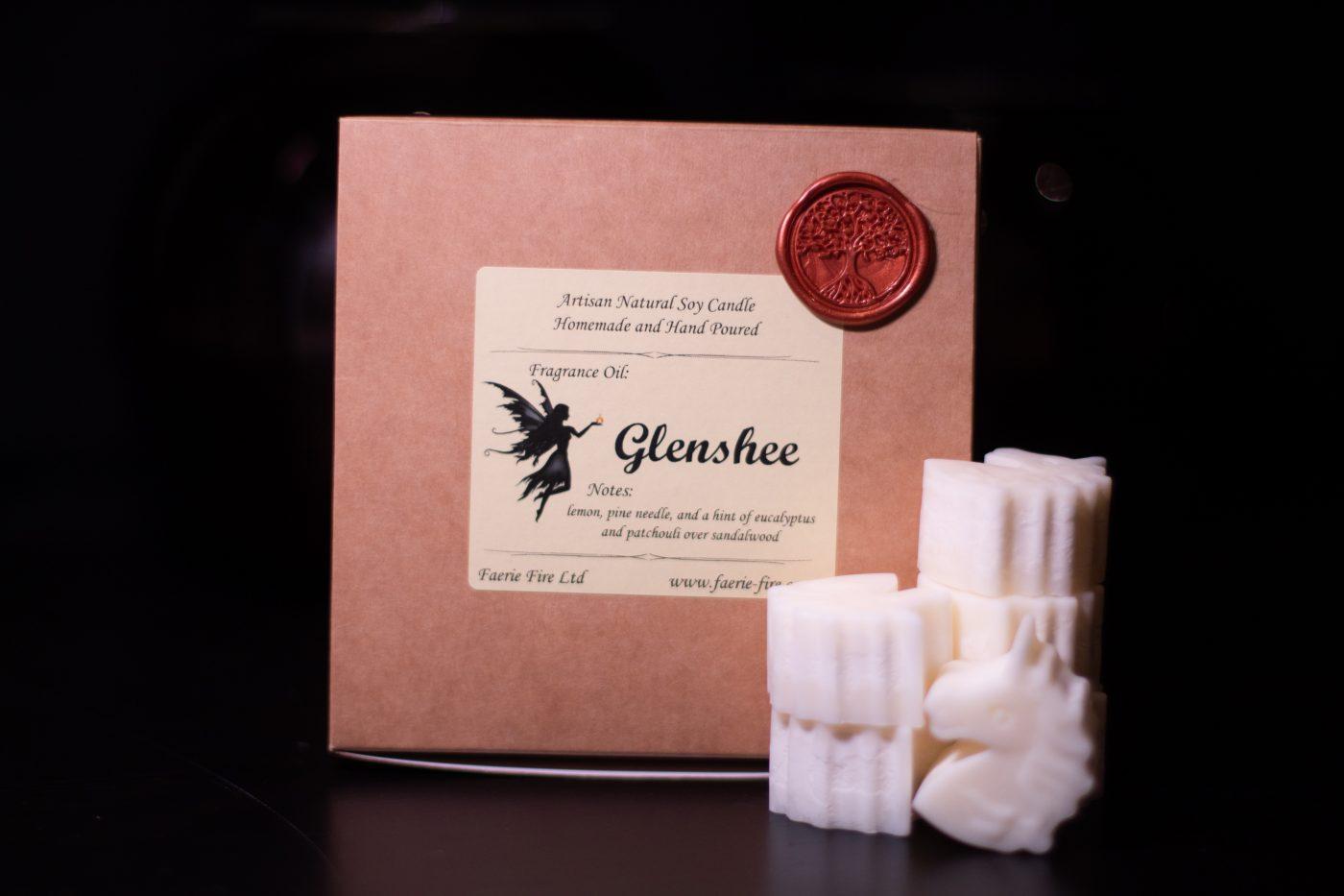 Glenshee Soy Wax Melts scaled