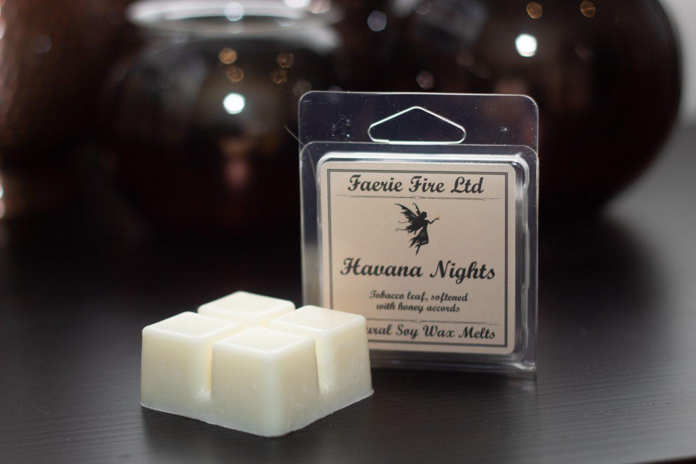 Havana Nights Wax Melt Clam Shell Small 1 scaled