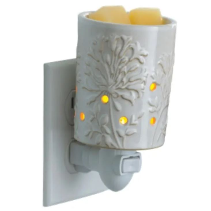 Plug in african lily wax warmer