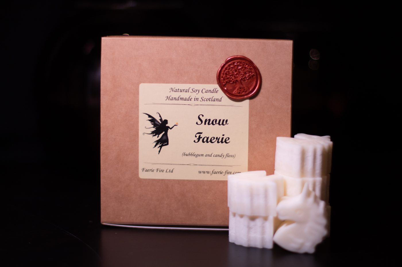 Snow Faerie Soy Wax Melts scaled