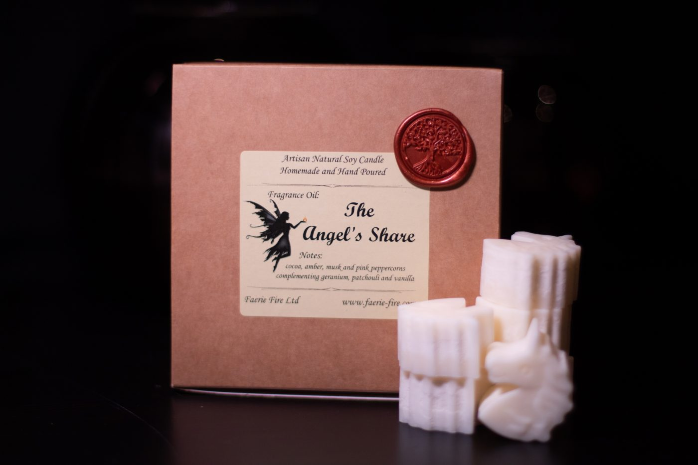 The Angels Share Soy Wax Melts scaled