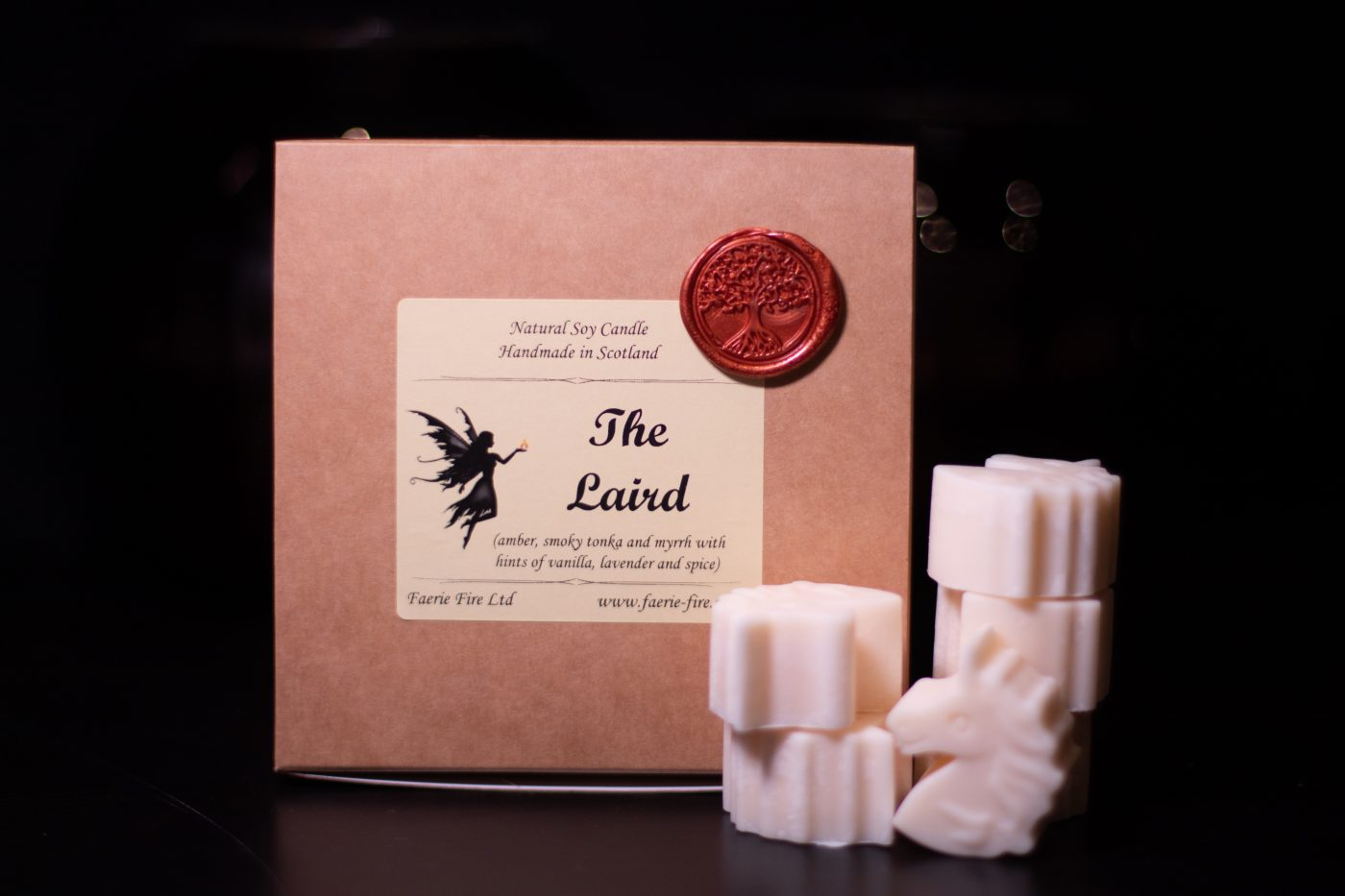 The Laird Soy Wax Melts scaled