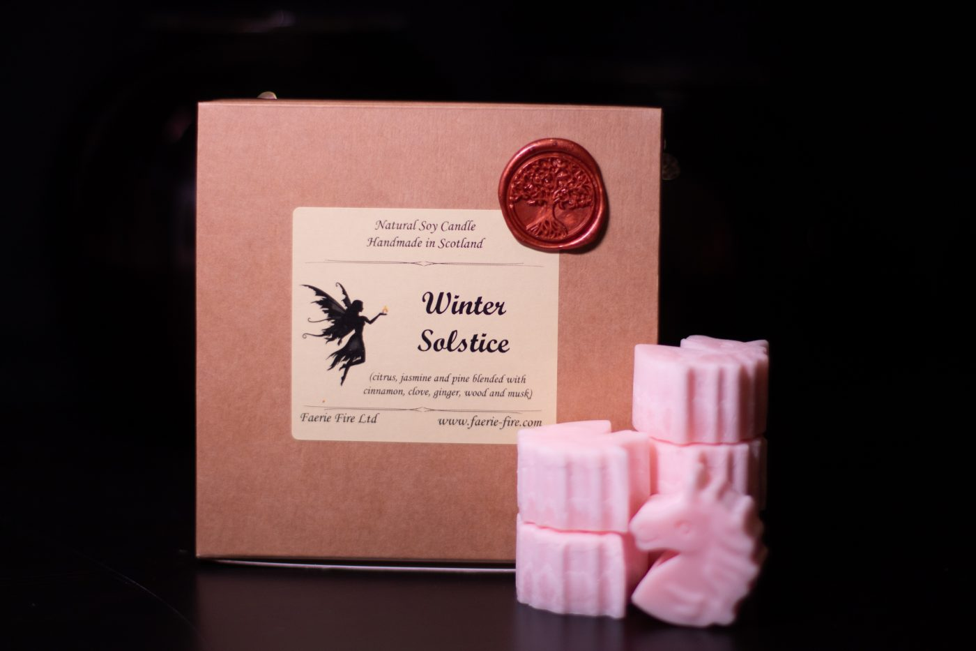 Winter Sostice Soy Wax Melts scaled