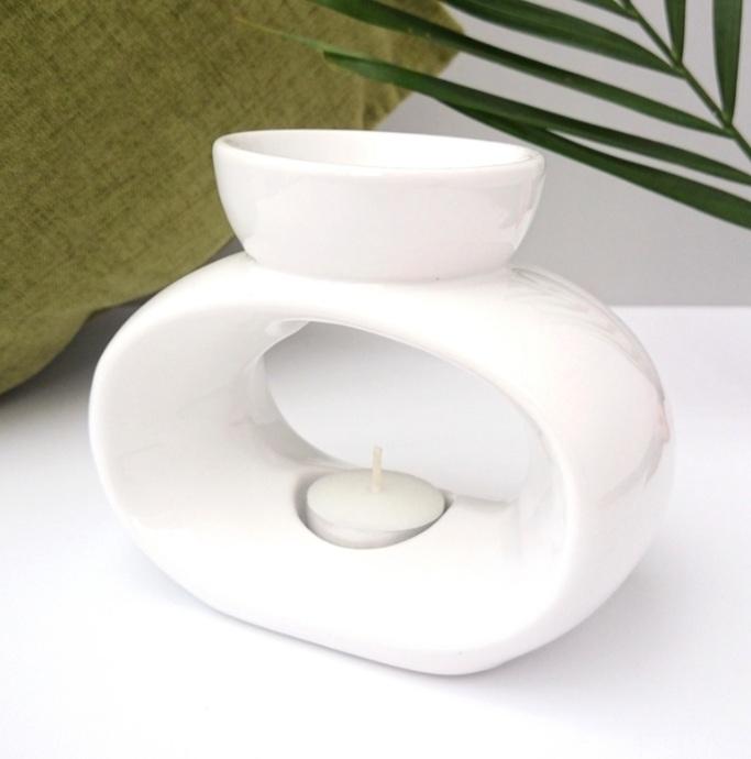 Elegrance Wax Warmer White