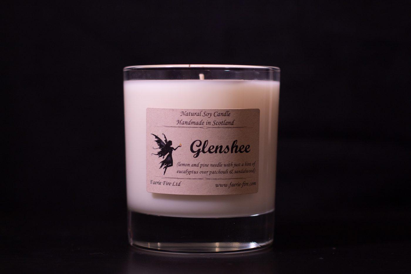 Glenshee Soy Wax Jar Candle 4 scaled