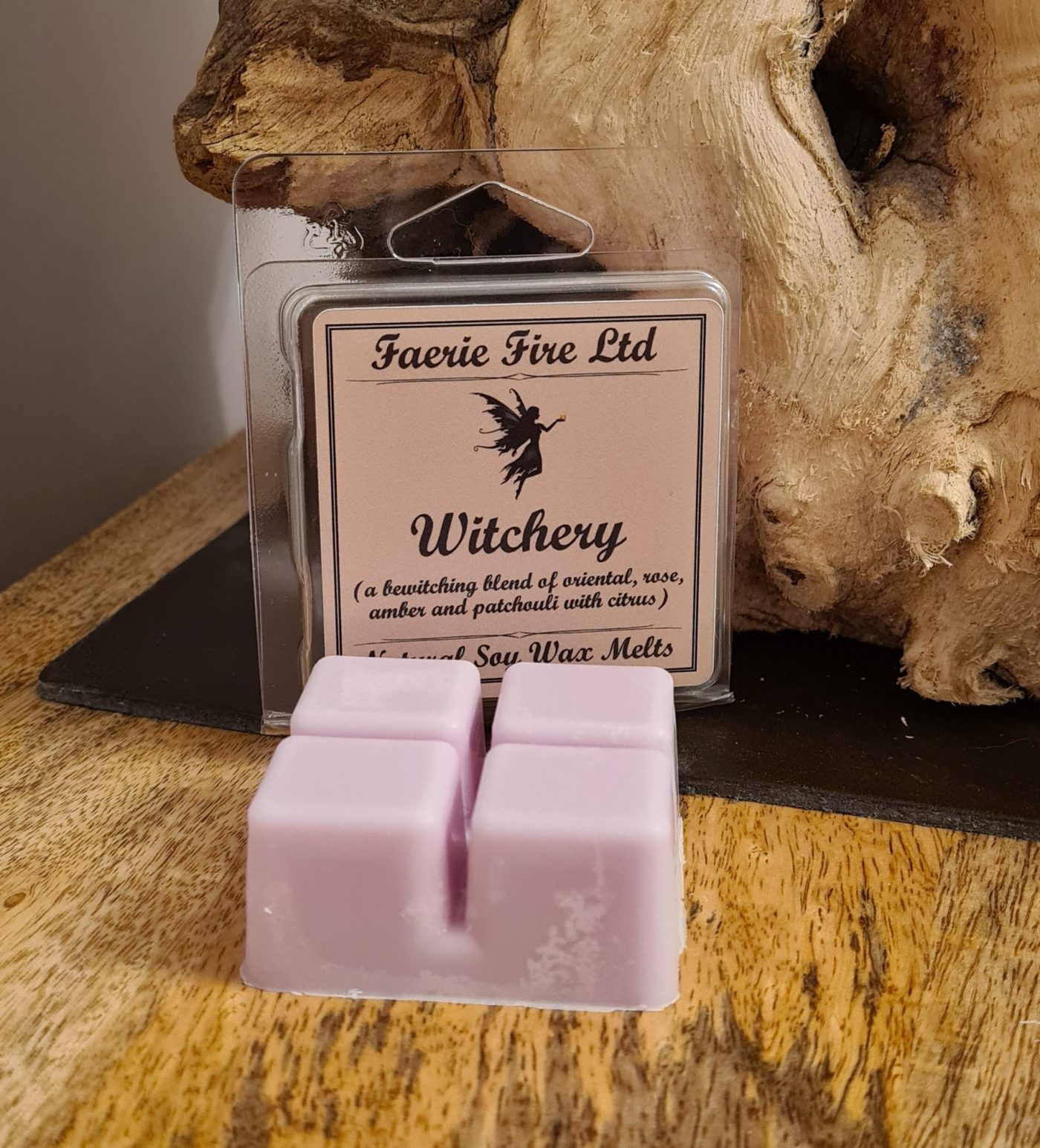 Witchery luxury soy wax clam shell melts