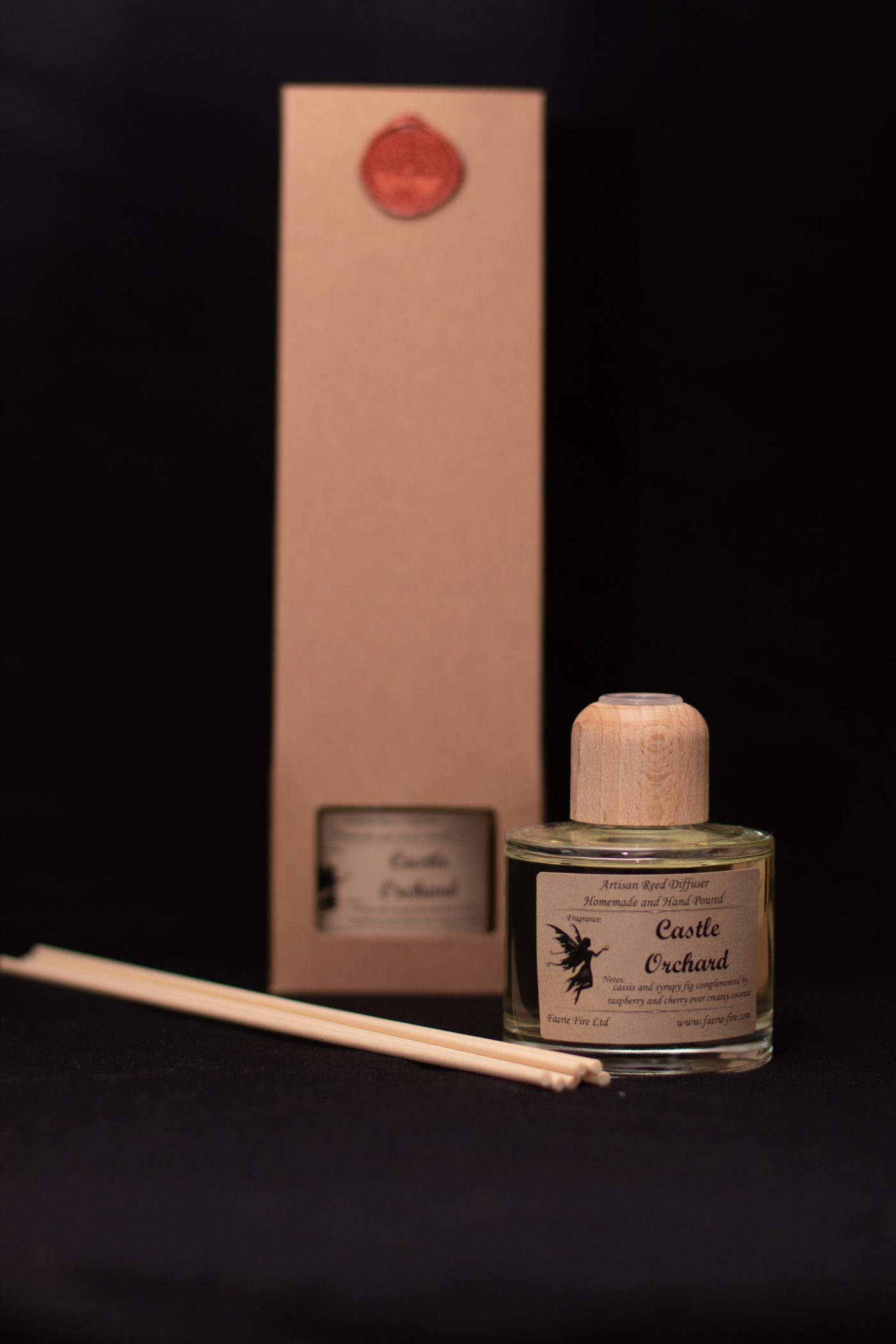 Castle Orchard Reed Diffuser scaled