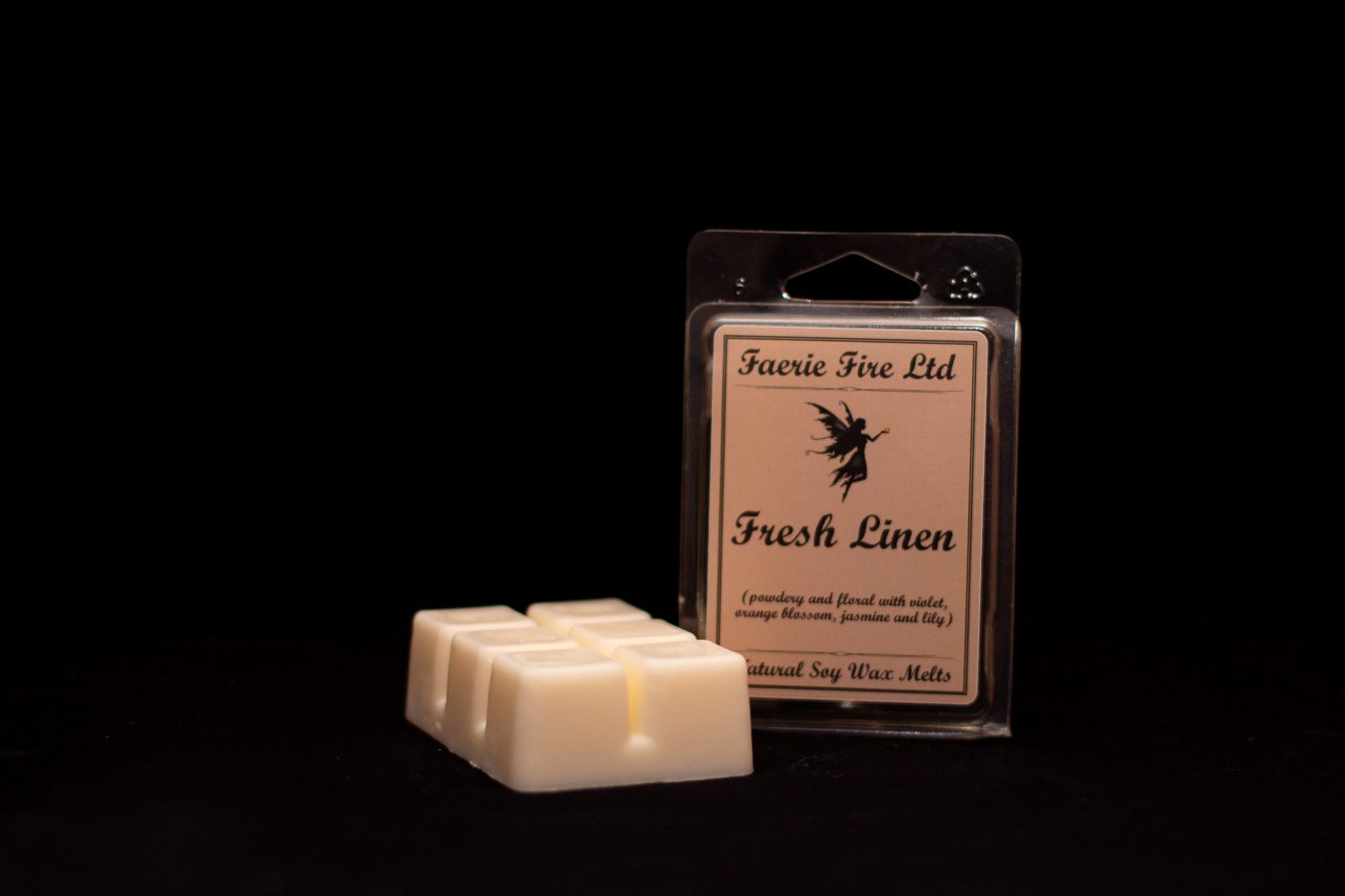Fresh Linen Clam Shell wax melts