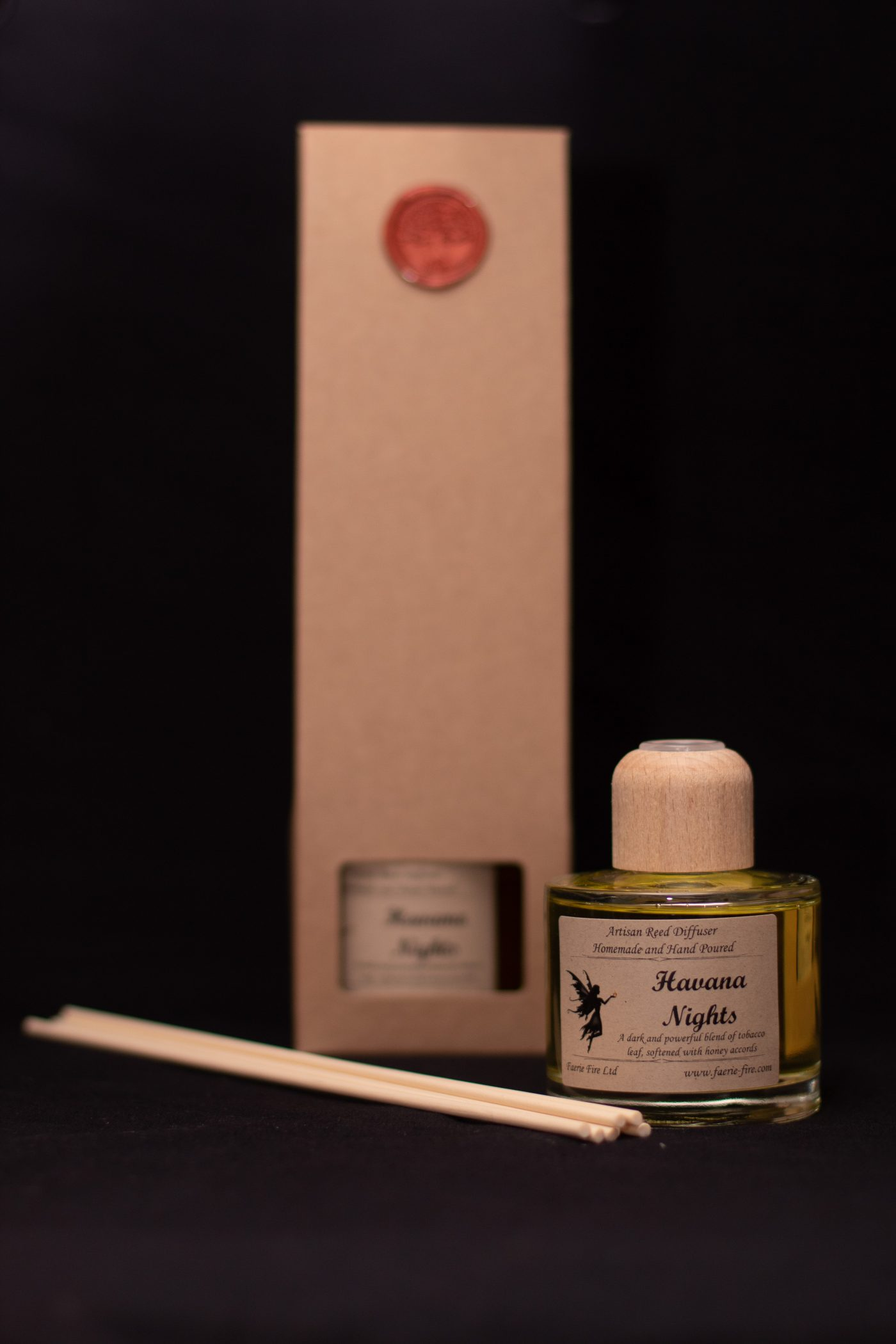 Havana Nights Reed Diffuser scaled