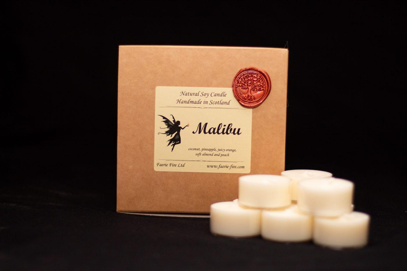 Malibu tealights scaled