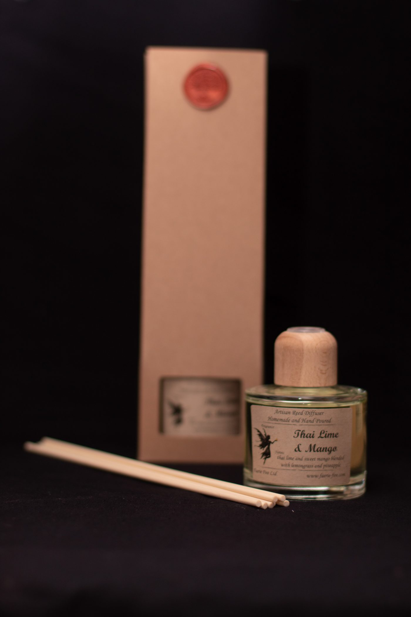 Thai Lime Mango Reed Diffuser scaled