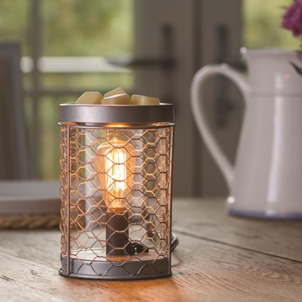An image of our wax warmer | candles Scotland